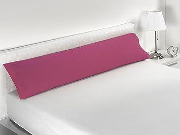 Sabanalia - Funda de almohada Combina (Disponible en varios colores/tamaños), Cama 105, Fresa: Amazon.es: Hogar