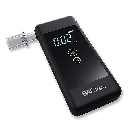 Amazon.com: BACtrack Trace alcoholímetro | Para Personal y ...