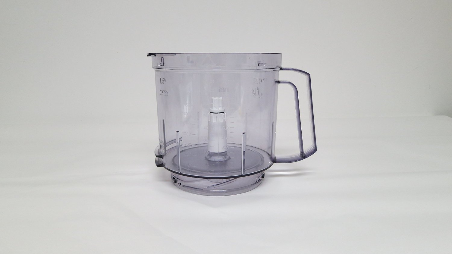 Braun 7051-144 70 oz Food Processor Work Bowl, 2000ml