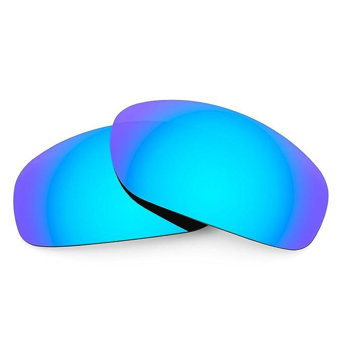 Revant Lentes polarizados para Bolle Anaconda (Azul Hielo) MirrorShield®: Amazon.es: Ropa y accesorios