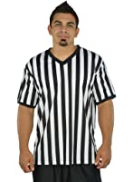 Mato & Hash Mens Referee Shirts | V-Neck Style | Perfect Ref Shirt For Officials, Bars, More