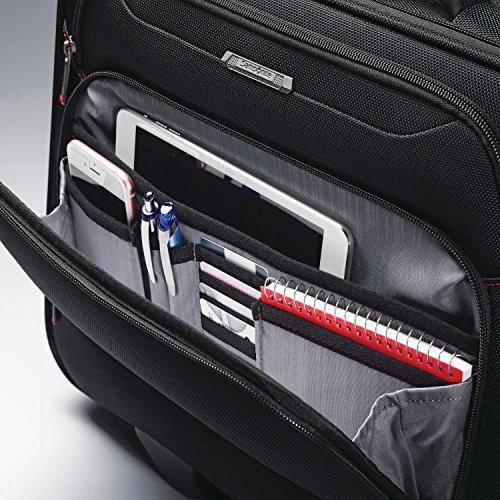 Samsonite Xenon 3.0 Mobile Office Laptop Bag, Black, One Size by Samsonite (Image #4)