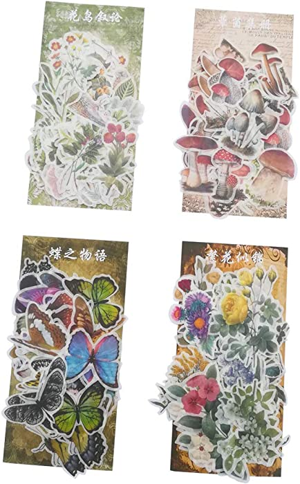 The Best Nature Sticker Flakes