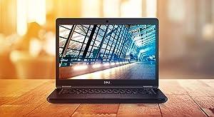 Dell Latitude 5490 05R5V Laptop (Windows 10 Pro, Intel Core i5 8250U 1.6 GHz, 14