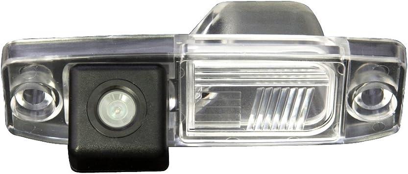 170/° HD Kamera 1280x720p Wasserdicht Nachtsicht Kennzeichenleuchte-R/ückfahrkamera Einparkhilfe f/ür Hyundai Tucson Accent Elantra Terracan Veracruz Sonata Jeep Chrysler 300//300C//SRT8 Magnum//Sebring