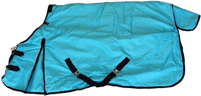 Waterproof//Breathable//Snow /& Wind Proof Turnout Blanket Tech Equestrian 1200 Denier Horse Winter Blanket 300GSM