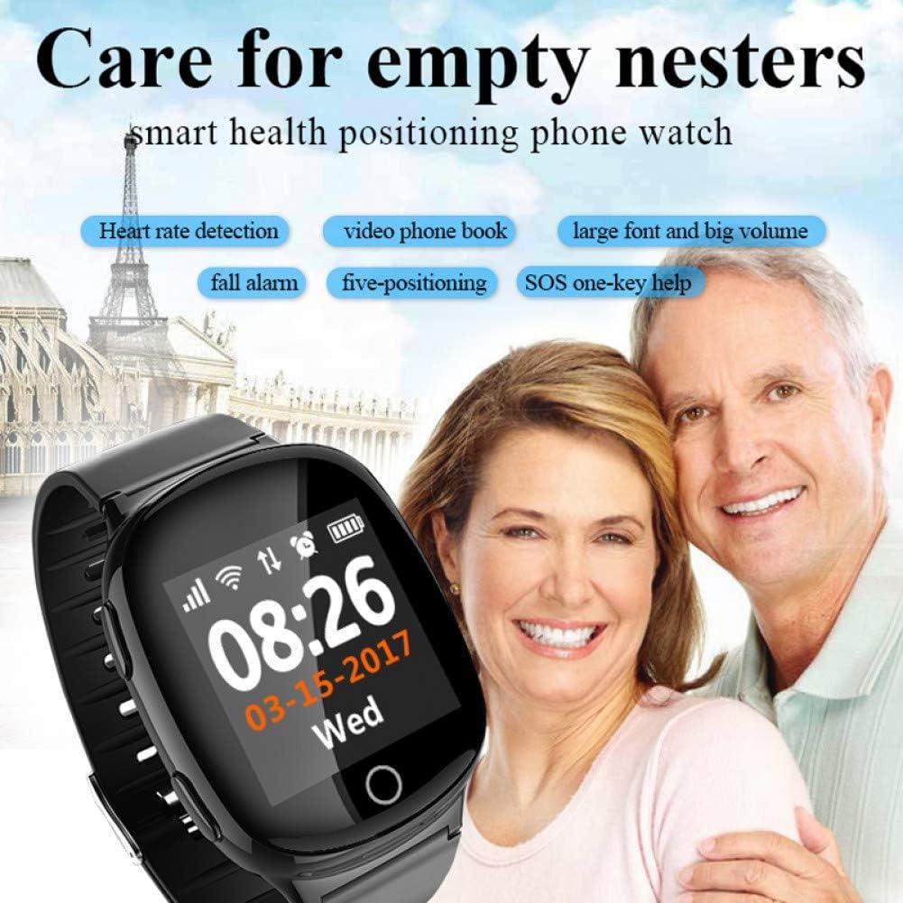 FRWPE Smart Watch GPS + LBS + WiFi Posicionamiento Anti-pérdida ...