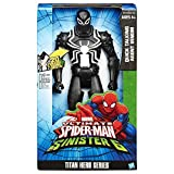 Ultimate Spider-Man Web Warriors Titan Hero Quick-Talking Agent Venom