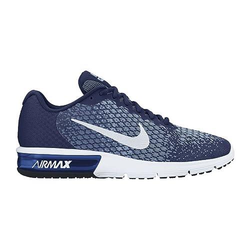 Nike Air Max Sequent 2 Blue White