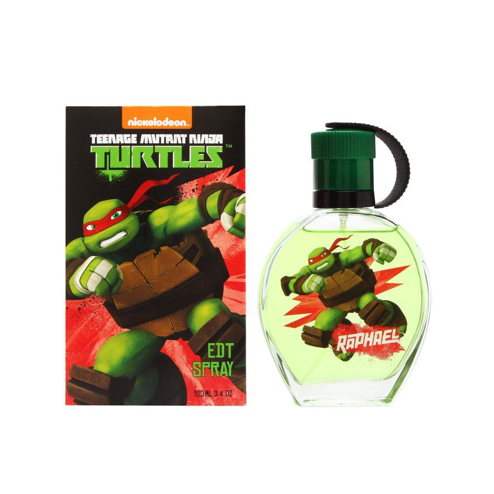 Teenage Mutant Ninja Turtles Raphael by Nickelodeon for Kids - 3.4 oz EDT Spray