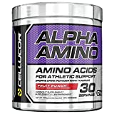 Cellucor Alpha Amino Acid Supplement with BCAAs, Fruit Punch, 30 Servings, 381g