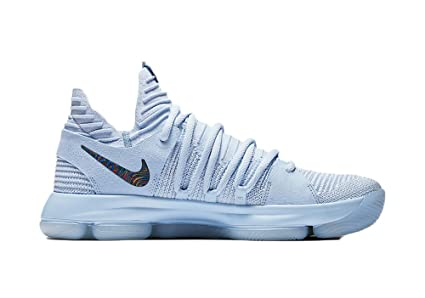 d1edfc2a68f6 Amazon.com  NIKE Mens KD 10 Anniversary Basketball Shoe (11)  Sports ...