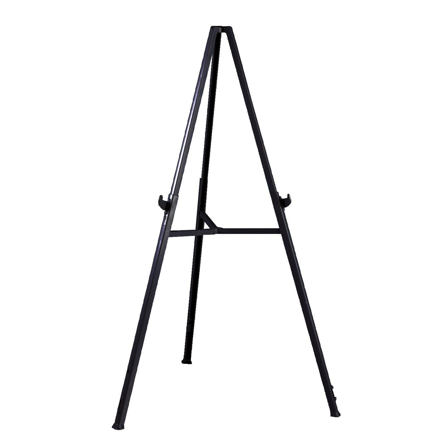 Ghent 19250 Triumph Folding Display Easel- 37''- 62'' adjustable hieght for table top/floor by Ghent
