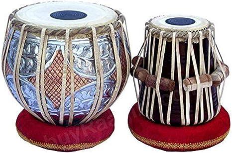 Modfash - Juego de mesa para conciertos, 4 kg de cobre Bayan Sheesham Dayan, juego de mesa de percusión con instrumento musical: Amazon.es: Instrumentos musicales