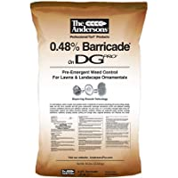 The Andersons Pro Turf Barricade Granular Pre-Emergent Weed Control €¦ (50lb.)