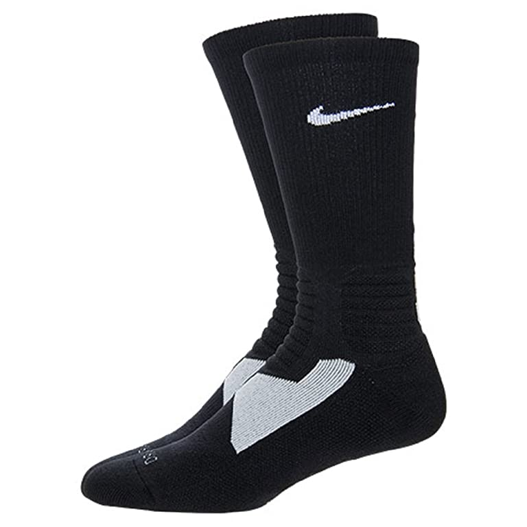 NIKE Men's Elite Basketball Crew - Basketball Socks