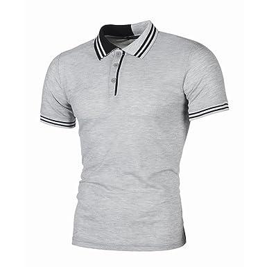 737d693fa3857 Amazon.com: Jushye Men's T Shirts, 2018 New Summer Fashion Men ...