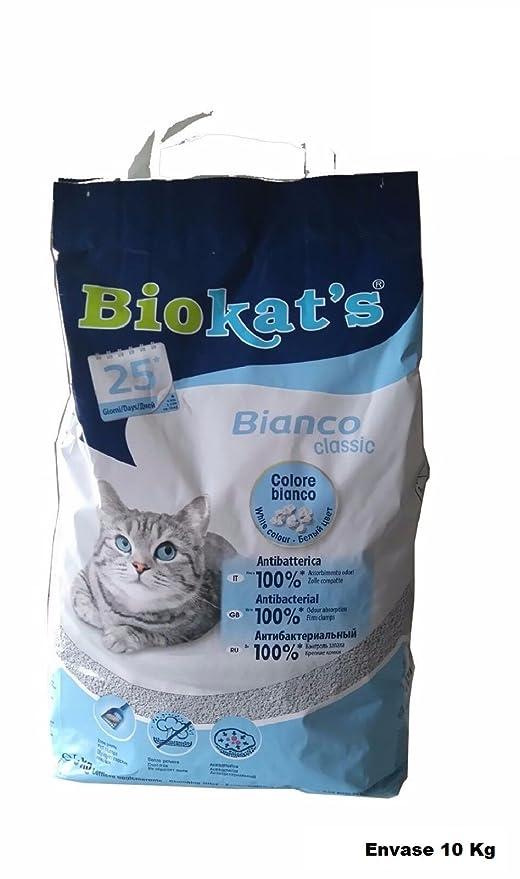Gimborn Producto para Gatos Biokat S White KG10