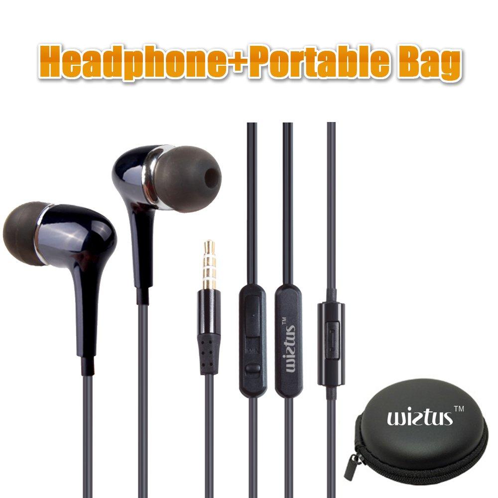 Headphone/Earphone Wietus 3.5Mm Stereo In-Ear Noise-Isolating Headphones With.. 14