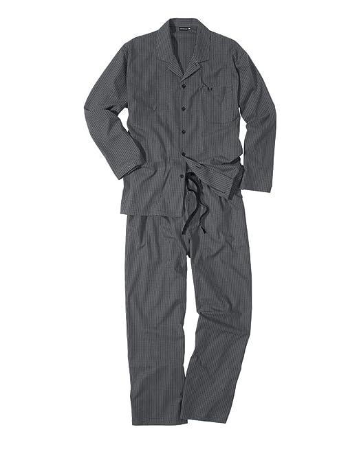 Götzburg - Pijama - para hombre negro Small