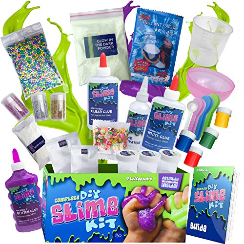 7d981ed3b ULTIMATE DIY SLIME KIT for Girls & Boys | ALL YOU NEED TO MAKE SLIMES IN