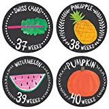 Lucy Darling Pregnancy Belly Sticker - Growing Garden - Weeks 8 - 40 (32 Stickers)