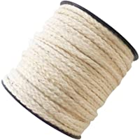 MagiDeal 4 Mm Crafting Cord On Roll Cotton Cord Yarn Cord For Crafting