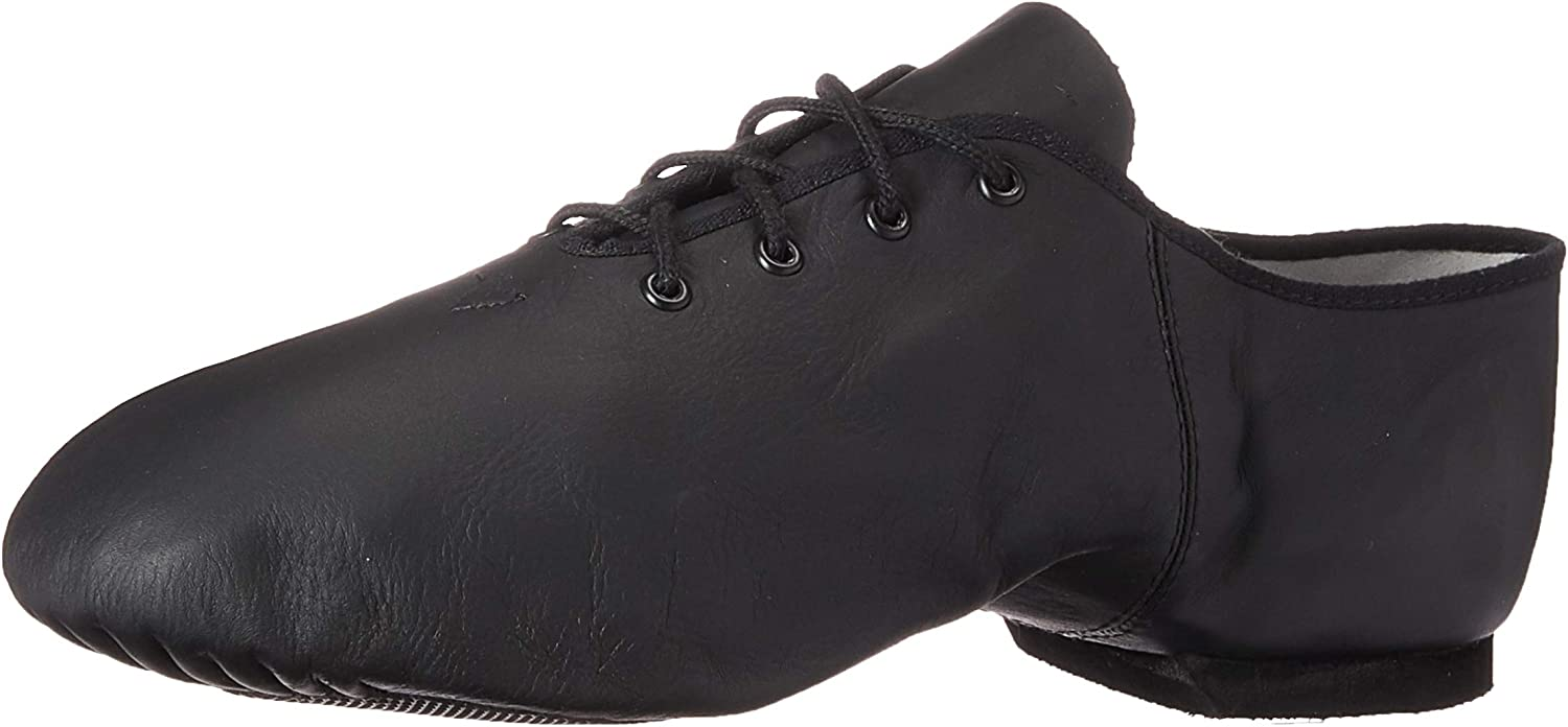Bloch Dance Mens Ultraflex Leather Slip On Jazz Shoe