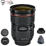 Canon EF 24-70mm f/2.8L II USM Lens - 5175B002 (Certified Refurbished)