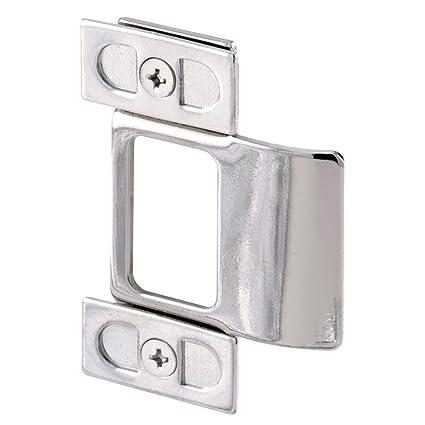 Defender Security U 9488 Adjustable Door Strike Chrome Plated 2-Piece  sc 1 st  Amazon.com & Defender Security U 9488 Adjustable Door Strike Chrome Plated 2 ...