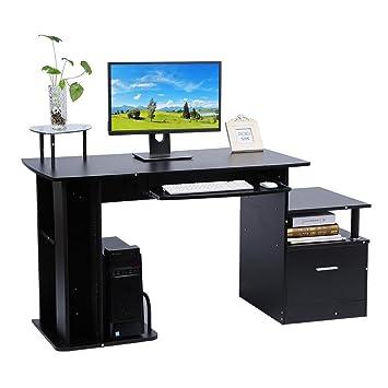 Escritorio Para Computadora De Madera.Cusco Profesional Estacion De Trabajo De Madera Para Oficina Estudio