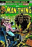 Essential Man-Thing Volume 1 TPB