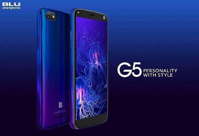 BLU G5 Smartphone Android Desbloqueado: Amazon.es: Electrónica