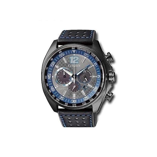 CITIZEN ECO DRIVE CA4199-17H. Reloj cronógrafo de cuarzo, con carga solar (