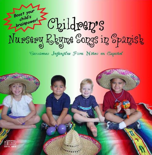 Children's Nursery Rhyme Songs in Spanish by CD Baby