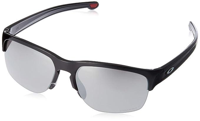 f263d98c1f8 Amazon.com  Oakley Men s Sliver Edge Asian Fit Sunglasses