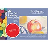 PanPastel Pure Colours Pastels pour artistes Set de 20 couleurs (Import Royaume Uni)