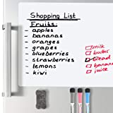 YBW Magnetic Dry Erase Whiteboard for Fridge