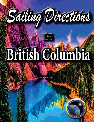 Sailing Directions 154 British Columbia