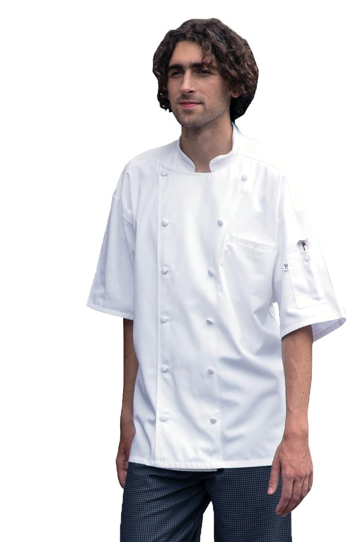 Averill's Sharper Uniforms APPAREL メンズ ホワイト 3XL  B07482C9BL