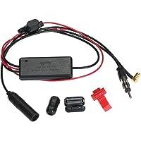 Amplificador de sinal de rádio do carro AM FM DAB ANT 208 mais impulsionador de sinal de antena