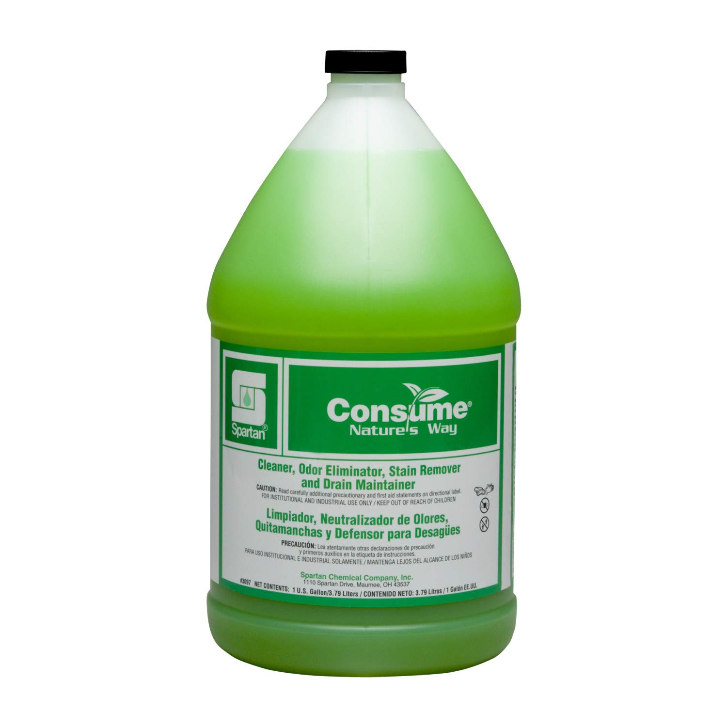 Consume Consume Nature's Way # 309704, 4 gal per cs -(1 CASE) by Spartan Chemical Co.