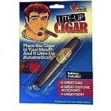 7.25 Brown Beistle 59861 Light-Up Cigar
