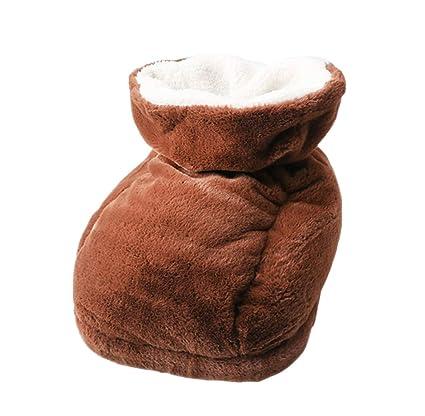 Pie de calor eléctrico para calentar los pies calientes y ...