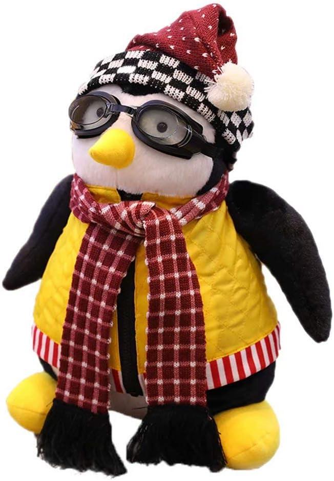 Luminous1128 Peluche Pingüino Juguete 10