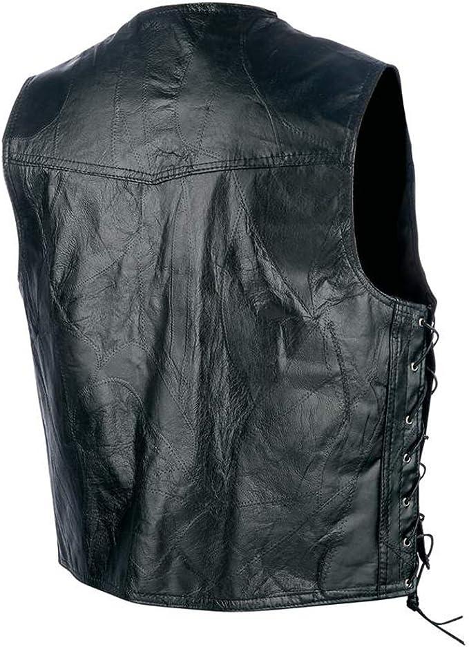 1254 Ladies Side Lace Vest