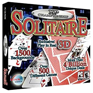 Solitaire XP Championship ( Windows )