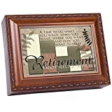 Best Cottage Garden Gifts For Families - Retirement Cottage Garden Woodgrain Traditional Music Box Plays Review