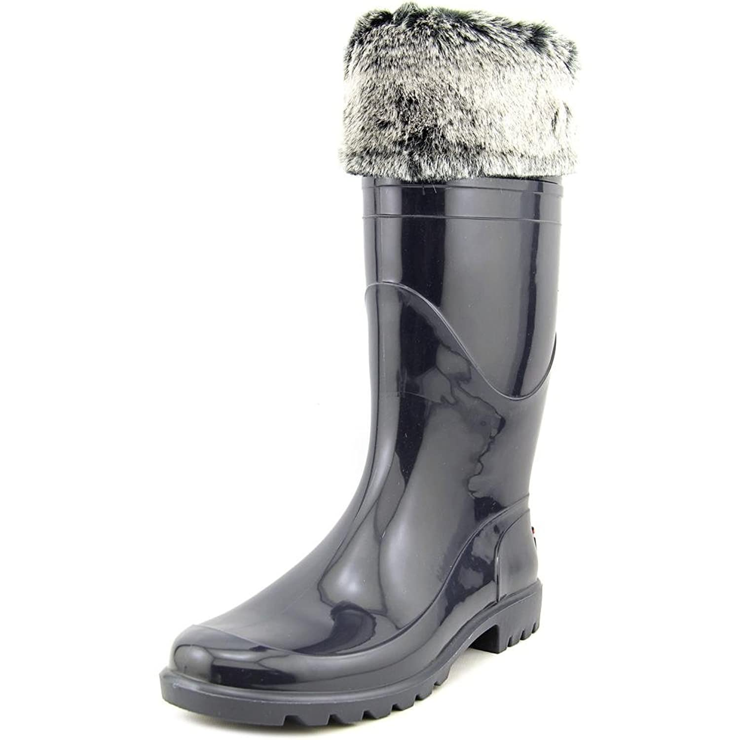 Tommy Hilfiger Matty Round Toe Synthetic Rain Boot