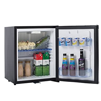 refrigerator under 1 cubic foot. smad countertop compact refrigerator for dorm hotel -black,ac dc,1 cubic feet under 1 foot r